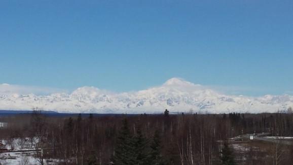 1.  the Alaska Range