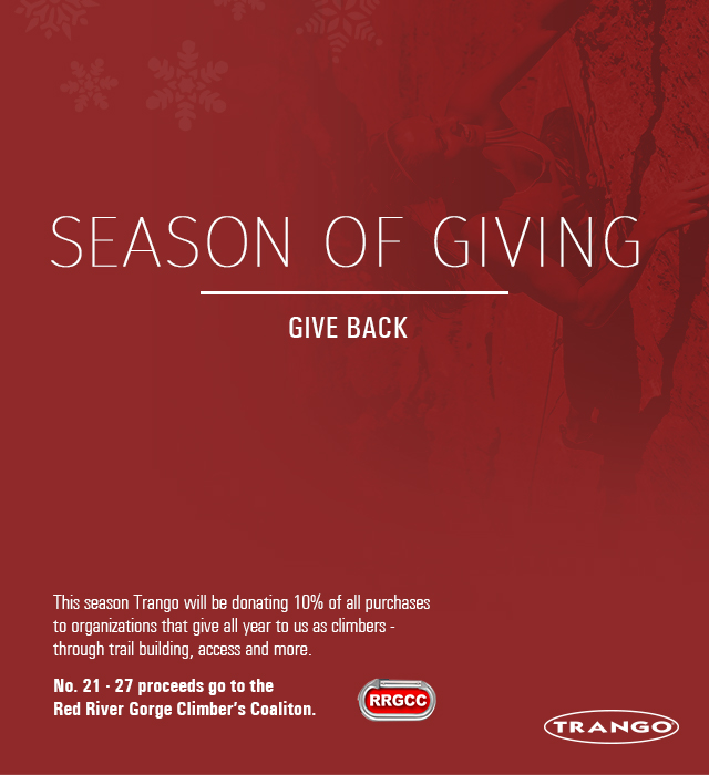 Trango Season of Giving